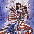 Angel America by Michael Baum