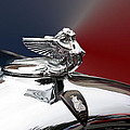 Angel Hood Ornament by Kristin Elmquist