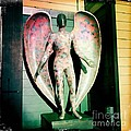 Angel In The City Of Angels by Nina Prommer