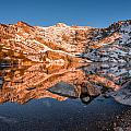 Angel Lake Alpenglow by Greg Nyquist