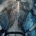 Angel Nude  by Mark Ashkenazi