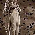 Angel Of Stone S by David Dehner