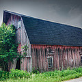 Angelica Barn In Hdr by Guy Whiteley