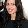 Angelina Jolie At Arrivals For Dvd by Everett