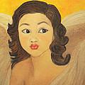 Angelito Travieso by Veronica Zimmerman