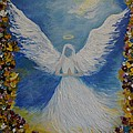 Angels Prayer by Leslie Allen