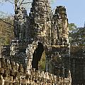 Angkor Archaeological Park II by Gloria & Richard Maschmeyer
