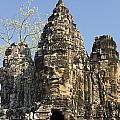 Angkor Thom II by Gloria & Richard Maschmeyer