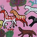 Animals by Seisenbai Tamerlan