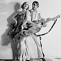 Anna Pavlova 1885-1931 Dancing Partner by Everett