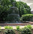 Annapolis Fountain by Brian Wallace