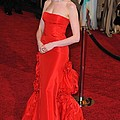Anne Hathaway Wearing Valentino Dress by Everett