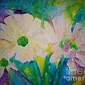 Anne's Flowers by Melinda Etzold