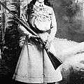 Annie Oakley (1860-1926) by Granger