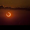 Annular Solar Eclipse by Phillip Jones