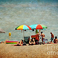 Another Day At The Beach by Mary Machare