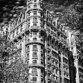 Ansonia Building Detail 32 by Val Black Russian Tourchin