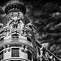Ansonia Building Detail 33 by Val Black Russian Tourchin
