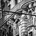 Ansonia Building Detail 34 by Val Black Russian Tourchin