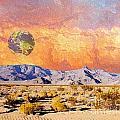 California Dreaming by Lizi Beard-Ward