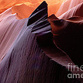 Antelope Canyon Story Of The Rock by Bob Christopher
