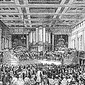 Anti-slavery Meeting, 1842 by Granger