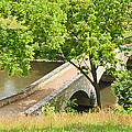 Antietam's Burnside Bridge by Cindy Manero