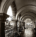 Antigua Arches by Tom Bell