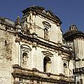 Antigua Church by John  Mitchell