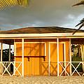 Antiguan Beach Hut by Stuart Brown