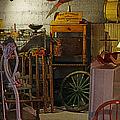 Antique Basement by Randy Harris