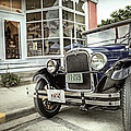 Antique Beauty by Diane Dugas