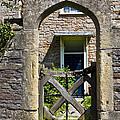 Antique Brick Archway by Heiko Koehrer-Wagner