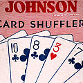 Antique Card Shuffler by Kathleen K Parker