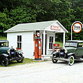 Antique Cars by Ted Kinsman