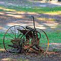 Antique Farm Equipment by Shannon Harrington