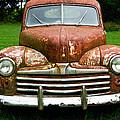 Antique Ford Car 8 by Douglas Barnett