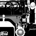 Antique Ford by Floyd Menezes