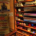 Antique General Store Linen - General Store - Vintage - Nostalgia by Lee Dos Santos