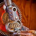 Antique Hand Drill 3912  by Ken Brodeur