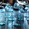 Antique Mason Jars by Mark Sellers