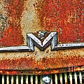 Antique Mercury Auto Logo by Dan Stone