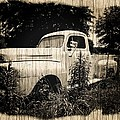 Antique Truck by Jeanette Hiestand