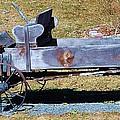 Antique Wagon by Susan Carella
