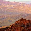 Anza-borrego Desert Foothills by Randall Thomas Stone