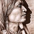 Apache Chief by Nicole Zeug