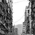 Apartment Buildings by All rights reserved to C. K. Chan
