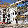 Apartment Houses In Marbella by Artur Bogacki