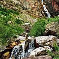 Apikuni Falls by Greg Norrell
