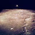 Apollo 12 Lunar Lander by Nasa